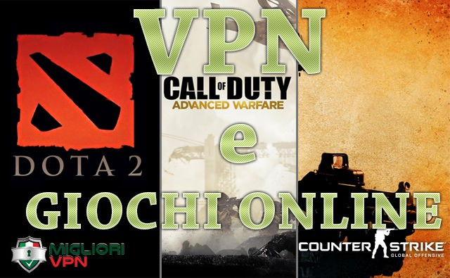 vpn e giochi online free to play e buy to play