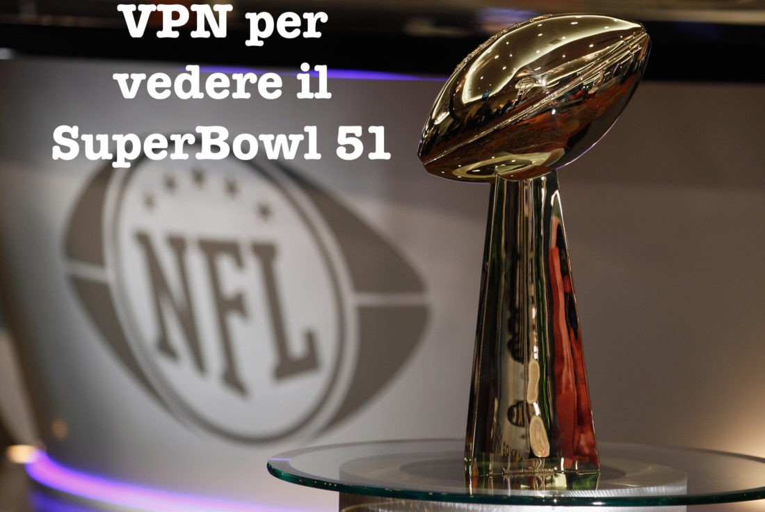 VPN per il Super Bowl