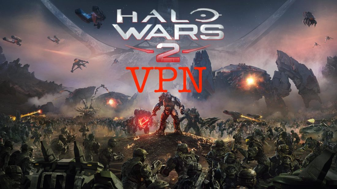 VPN per Halo Wars 2