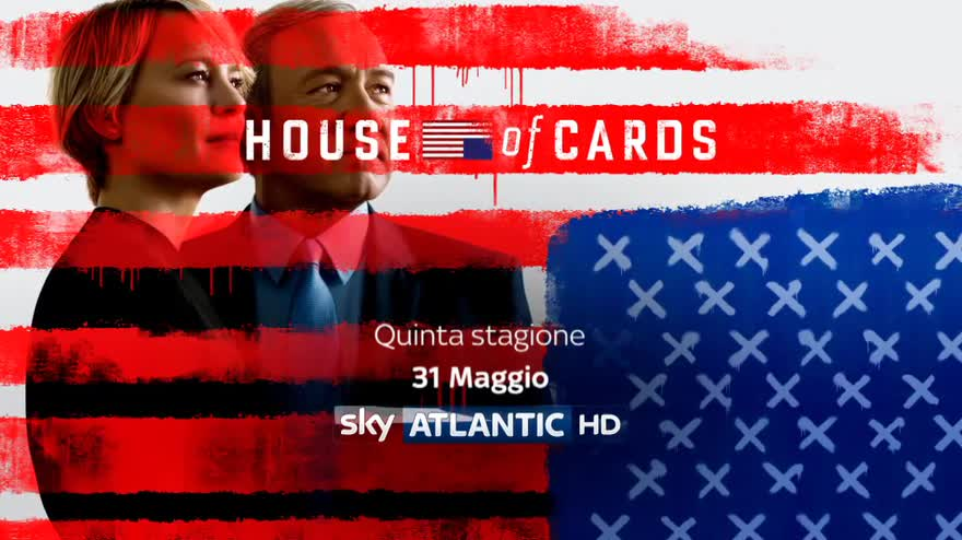 Sky Atlantic House of Cards