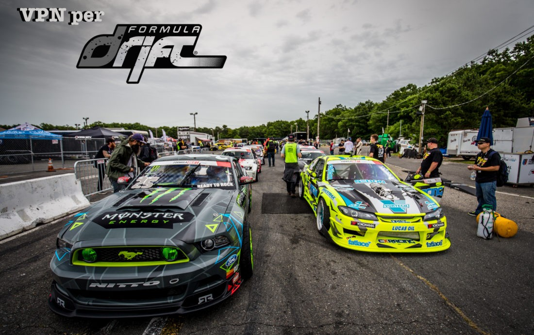 VPN per Formula Drift