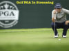 Golf PGA in streaming, VPN Golf PGA