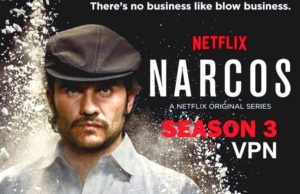 VPN per Narcos, Narcos Streaming Italia