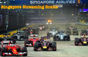 GP Singapore Streaming Gratis, F1 Live VPN