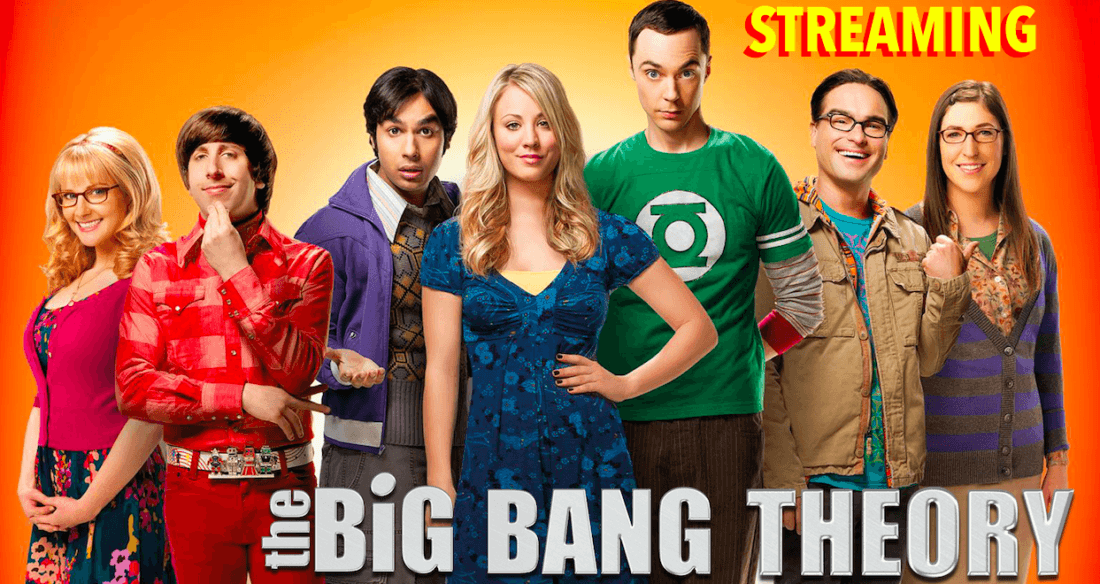 Big Bang Theory Streaming