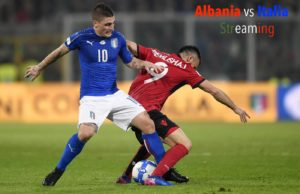 Albania vs Italia Streaming, Italia vs Albania Diretta Gratis