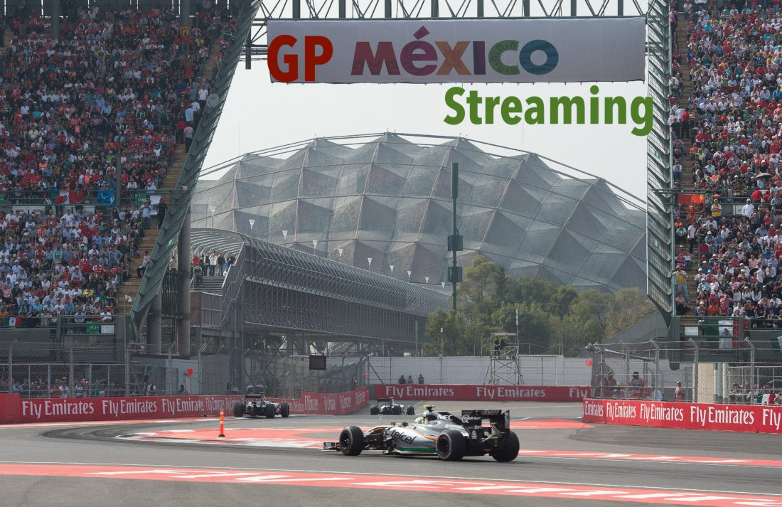 GP Messico Streaming, F1 Gratis