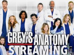 Grey's Anatomy Streaming, Grey's Anatomy Italia