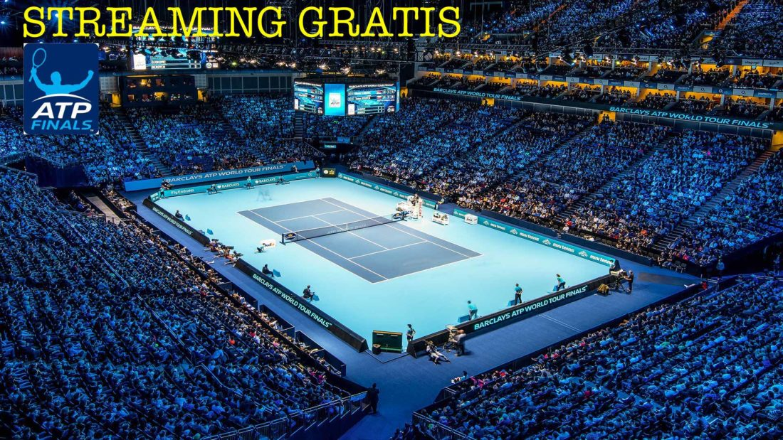 ATP World Tour Finals Streaming Gratis, VPN Streaming Tennis