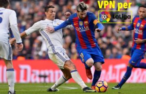 VPN per Liga Spagnola, Liga BBVA Streaming