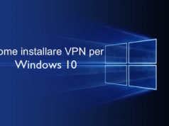 VPN per Windows
