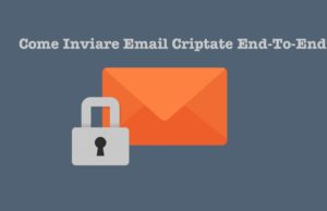 email criptate