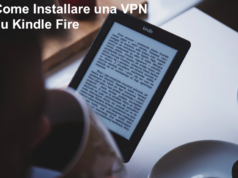 Installare una VPN su Kindle Fire