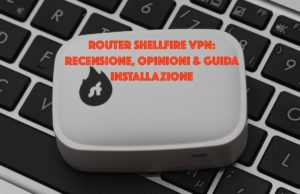 Router shellfire vpn
