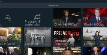 come vedere la rai in streaming gratis con una vpn